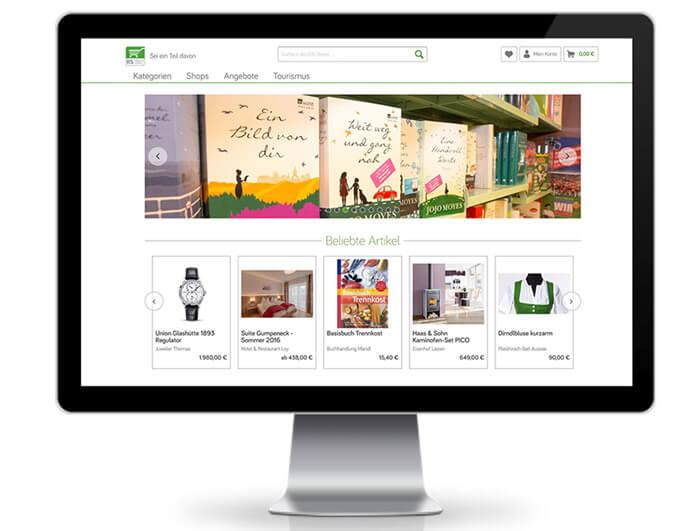 RS Regionale Shops Shopware Webshop
