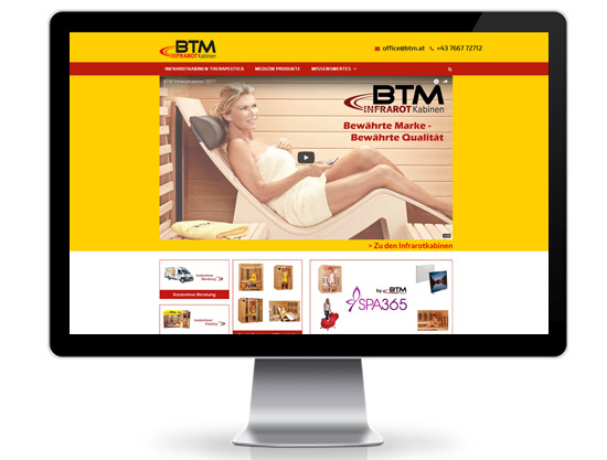 BTM Webshop ACRIS