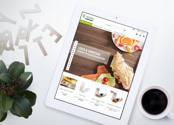 ACRIS ist zertifizierter Shopware Partner