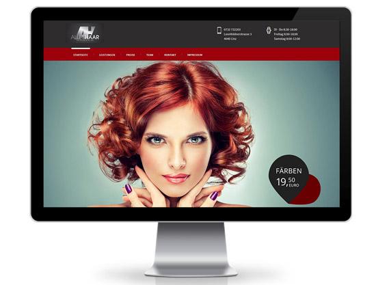 alles-haar Website