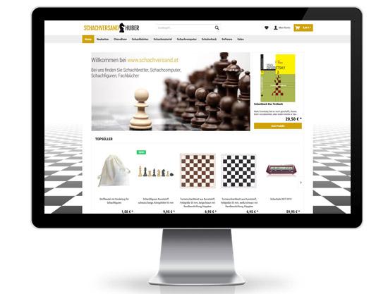 Schachversand Webshop