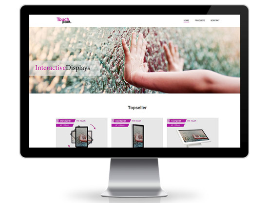 touchPoint Website